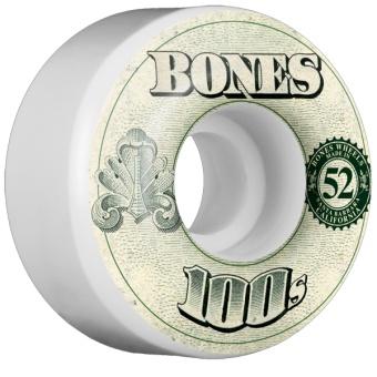 Bones 100's 52mm Benjamins (OG)