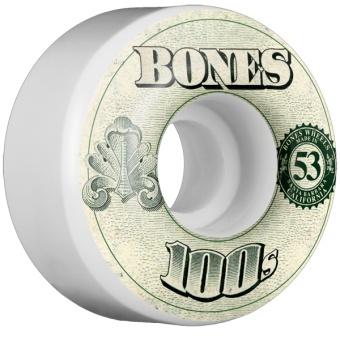 Bones 100's 53mm Benjamins (OG)