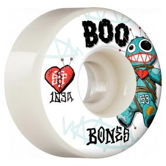 Bones 53mm 103A V4 Wide STF Boo Woodoo