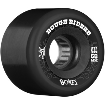 Bones Rough Rider 56mm Blk (ATF)
