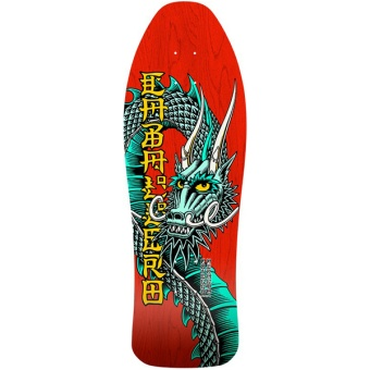 Bones Brigade® Steve Caballero 10th Series Reissue Skateboard Deck
