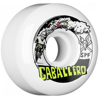 Bones Caballero Moto 60mm P5 SPF