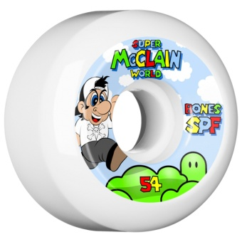 Bones McClain Super 54mm P5 SPF
