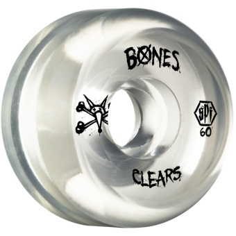 Bones Clear Natural 60mm (SPF)