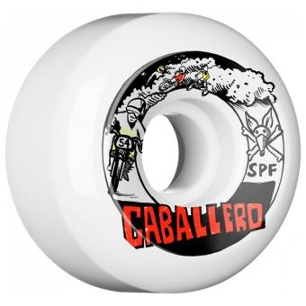 Bones Caballero Moto 54mm P5 SPF