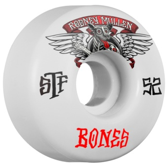 Bones Mullen Winged 52mm (STF)