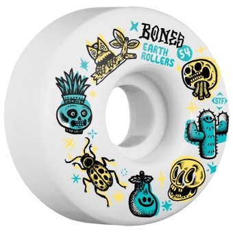 Bones Earth Rollers 54mm V1 STF