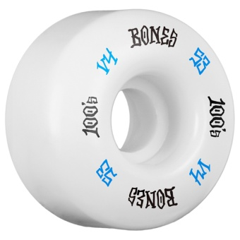 Bones 100's 53mm 100A V4