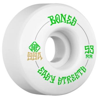 Bones Easy Streets 53mm 99A V1 STF