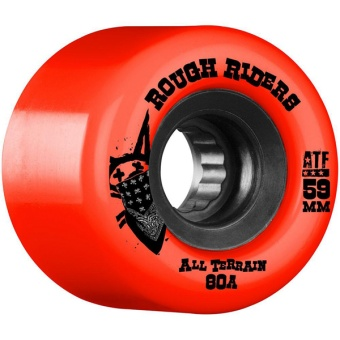 Bones Rough Rider 59mm ATF