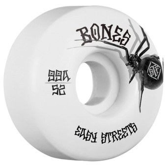 Bones 52mm 99A V1 STF Black Widow