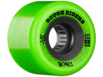 Bones Rough Rider 56mm Green (ATF)