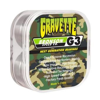 Bronson Gravette Pro G3 Bearings