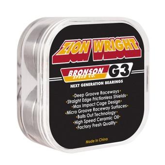 Bronson Zion Wright Pro G3 Bearings