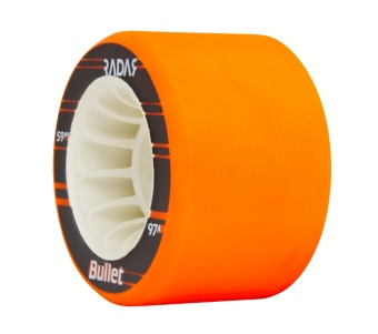 Radar Bullet 59mm, 97A Neon Orange