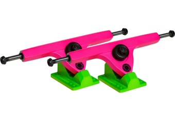 Caliber trucks 184mm 44° (ACID MELON)