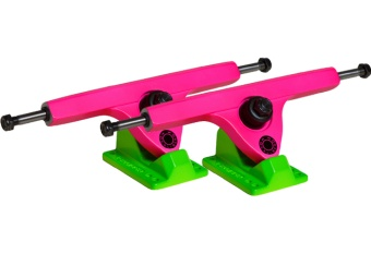 Caliber trucks 184mm 50° (ACID MELON)