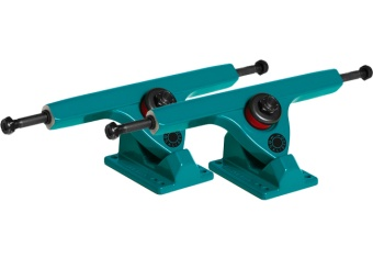 Caliber trucks 184mm 44° (MIDNIGHT GREEN)