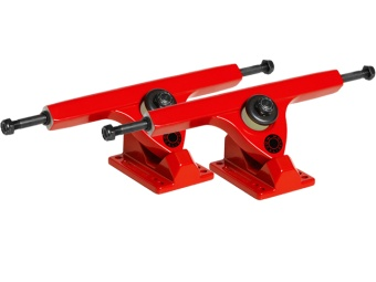Caliber trucks 184mm 44° (RED)