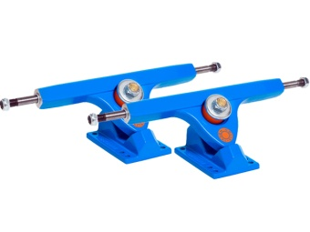 Caliber trucks 184mm 44° (Blue)