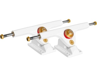 Caliber trucks 184mm 44° (White)