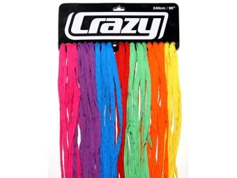 Crazy skates - Premium LACES (240cm)