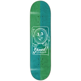 Darkstar 8.0 Bachinsky Shred R7 Skateboard