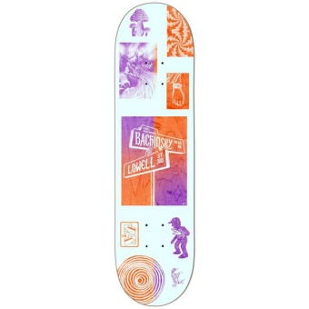 Darkstar 8.125 Cross Streets R7 Skateboard