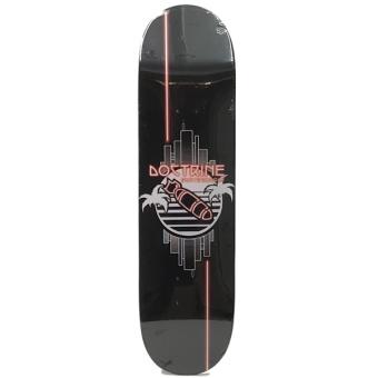 Doctrine 8.0 Neon Bomber Skateboard