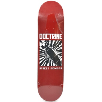 Doctrine 8.125 Street Bomber Skateboard