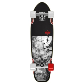"Dusters 25"" Bird Lava Cruiser Skateboard"