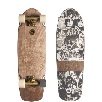 "Dusters 29.5"" Kiss Cruiser Skateboard"