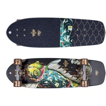 "Dusters 29"" Koi Cruiser Skateboard"