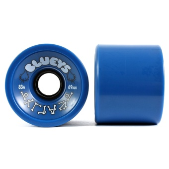 Early 69mm 83A Blueys