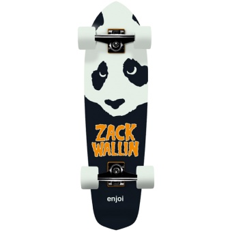 "Enjoi 28"" Glow in the dark cruiser"