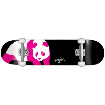 Enjoi 7.75 Blk/Pink Panda Komplett Skateboard