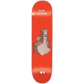 Enjoi 7.75 Barletta Go for the Gold R7 deck