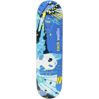 Enjoi 8.5 Splatter Panda R7 deck