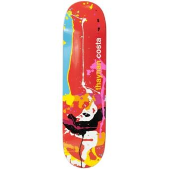 Enjoi 8.0 Splatter Panda R7 Skateboard