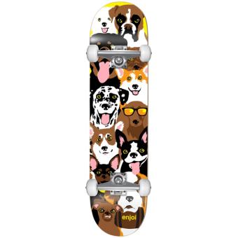 Enjoi 7.375 Dog Collage MID komplett