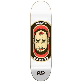 Flip 8.0 Weirdo Berger Skateboard