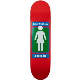 Girl 8.0 Pacheco 93 TIL deck