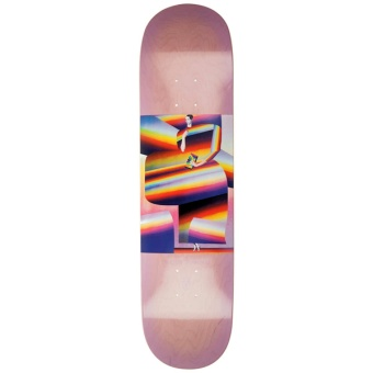 Habitat 8.125 Imaginary Beings Janoski Skateboard