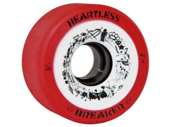 HEARTLESS 62mm, 94A Breaker Wheels