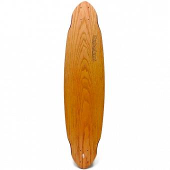 Kahalani 95cm Surf Röd Betsad Ask