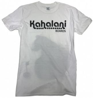 "Kahalani t-shirt ""The Bear and the Snake"" White"
