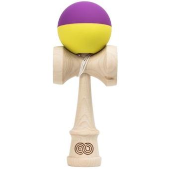 Kaizen 2.0 Maple Half Split Purple/Yellow Silk