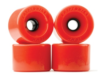 Kryptonics StarTrac 65mm 78A Red