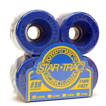Kryptonics StarTrac 60mm 82A Blue