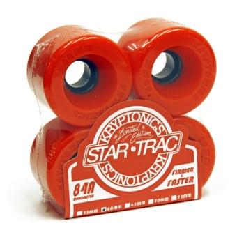 Kryptonics StarTrac 60mm 84A Orange
